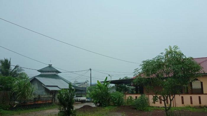 Prakiraan Cuaca Jumat 28 Mei 2021, Tana Tidung Diprediksi Hujan Ringan danCerah di Siang Hari
