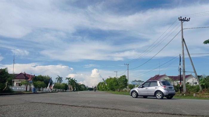 BMKG Prediksi, Cuaca di Malinau Sabtu 1 Mei 2021, Potensi Hujan Ringan di 11 Wilayah pada Siang Hari