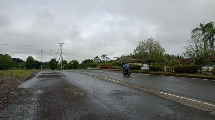 Prakiraan Cuaca BMKG Sabtu 12 Juni 2021, Waspada Hujan Petir pada Sore dan Malam Hari di Malinau