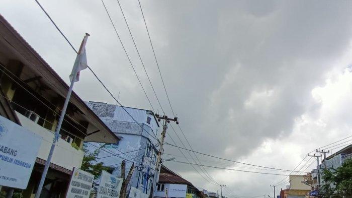 Cuaca Kota Tarakan 1 Mei 2021, BMKG Prediksi Hujan Siang hingga Malam Hari