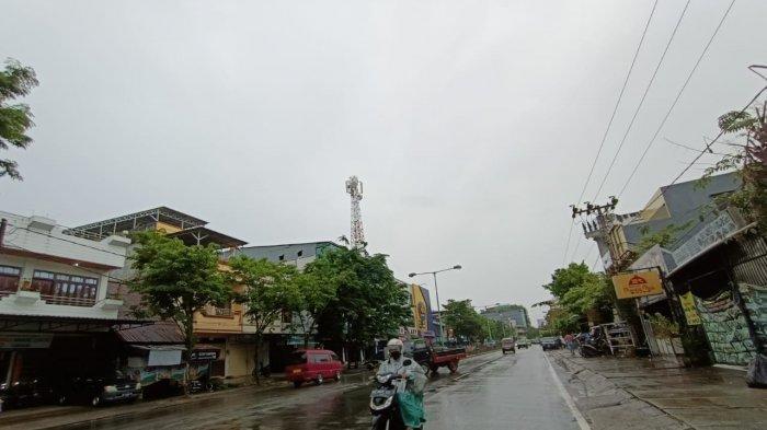 Prakiraan Cuaca Minggu 9 Mei 2021, Kota Tarakan Diguyur Hujan Pagi dan Malam Hari