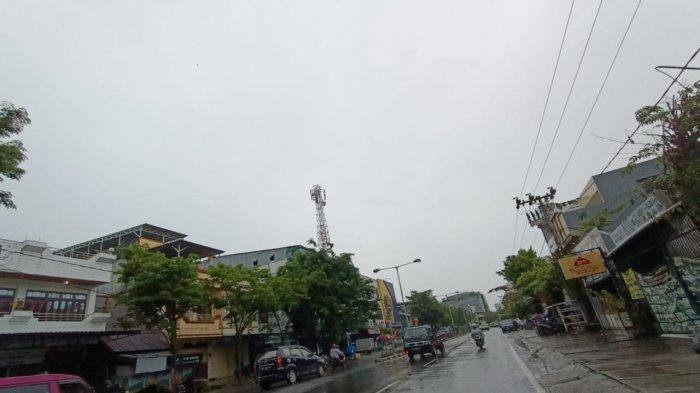 Prakiraan Cuaca Sabtu 15 Mei 2021, BMKG: Tarakan Diprediksi Hujan Ringan pada Siang dan Malam Hari