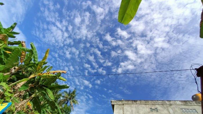 Prakiraan Cuaca Kota Tarakan 17 April 2021, Pagi hingga Siang Cerah Berawan, Sore Hari Hujan