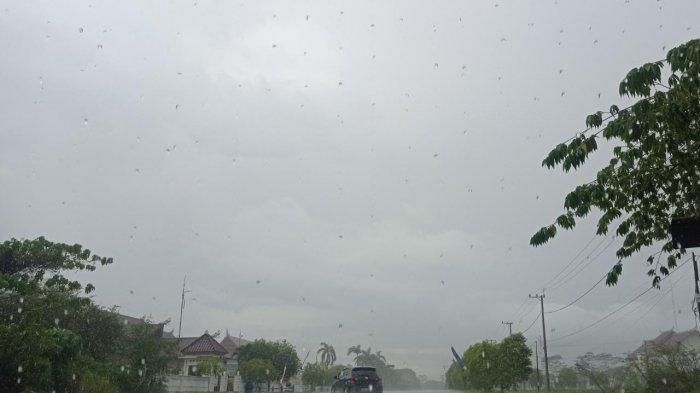 Prakiraan Cuaca Malinau Sabtu 8 Mei 2021, Waspada! Hujan Petir di 4 Wilayah Ini pada Malam Hari
