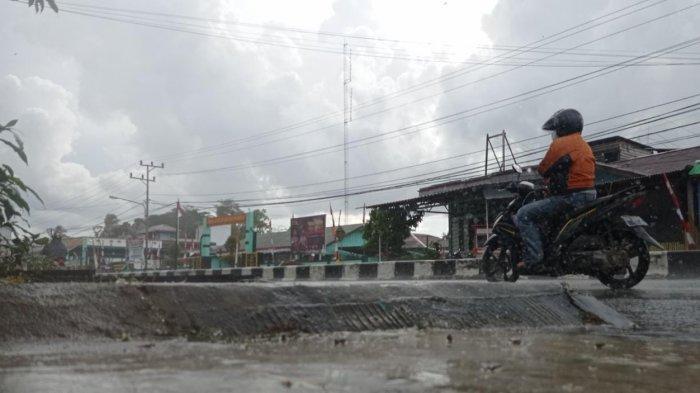 Prakiraan Cuaca di Kaltara Kamis 23 September 2021, Malinau Berpotensi Hujan Petir Sore Ini