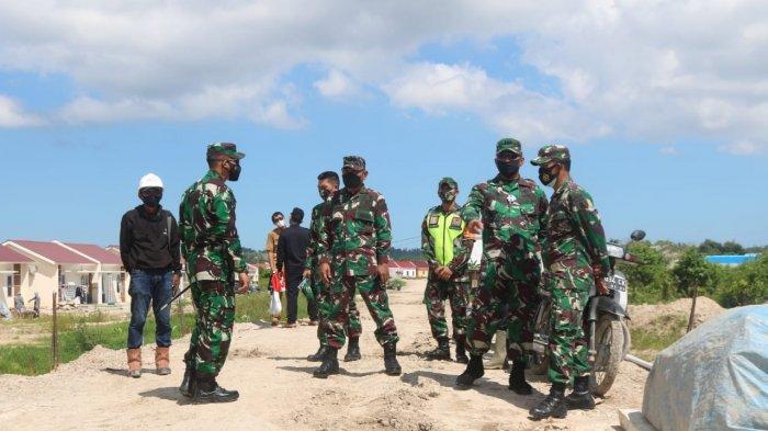 TMMD di Tarakan Telah Selesai, Jenderal TNI Anak Buah Andika Perkasa Kunjungi Kalimantan Utara