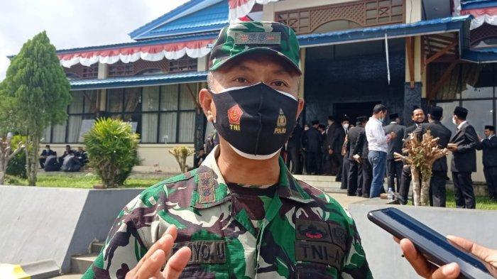 Babinsa di Tana Tidung Kurang, Dandim Letkol Tri Priyo Utomo: Idealnya Satu Desa Satu Anggota TNI