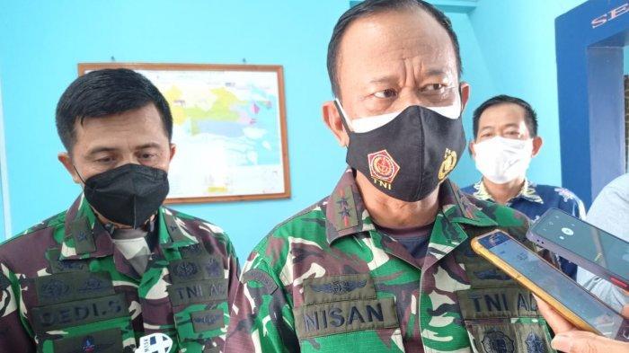 Prajurit TNI Temukan 40 Patok Perbatasan RI-Malaysia, Danpussenarhanud Nisan Setiadi Nyatakan Bangga