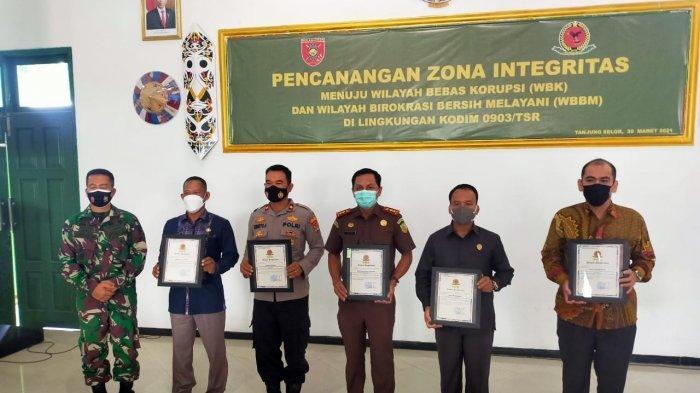 Dukung Reformasi Birokrasi, KPPN Tanjung Selor Harap Satuan Kerja Turut Canangkan Zona Integritas