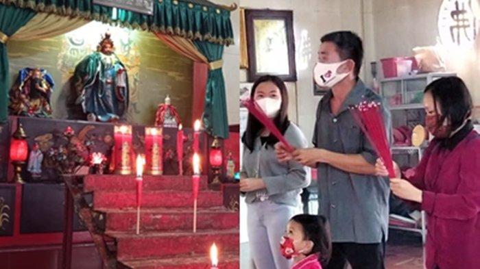 Tahun Baru China di Tengah Pandemi Covid-19, Umat Khonghucu di Tarakan Sebut Imlek Tahun Ini Sepi