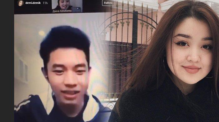 Bocoran Fiki Naki Terbang ke Kazakhstan, Bakal Romantis Temui Dayana saat Hari Valentine?