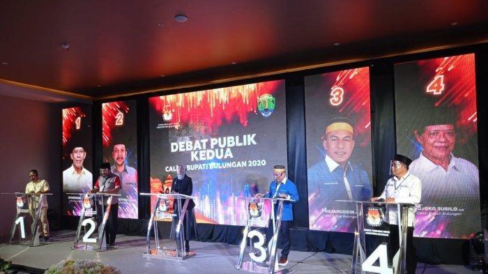 Debat Publik Pilkada Bulungan Digelar di Jakarta, Bakal Bahas Strategi Penanganan Covid-19