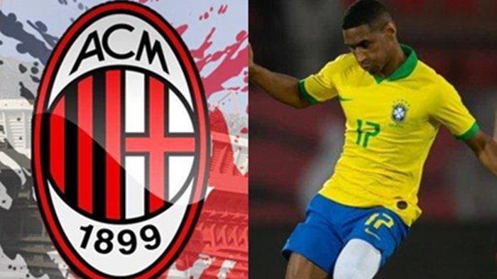Transfer Liga Italia, Terpikat Pemain Serba Bisa Shakhtar Donetsk, AC Milan Rogoh Kocek 20 Juta Euro