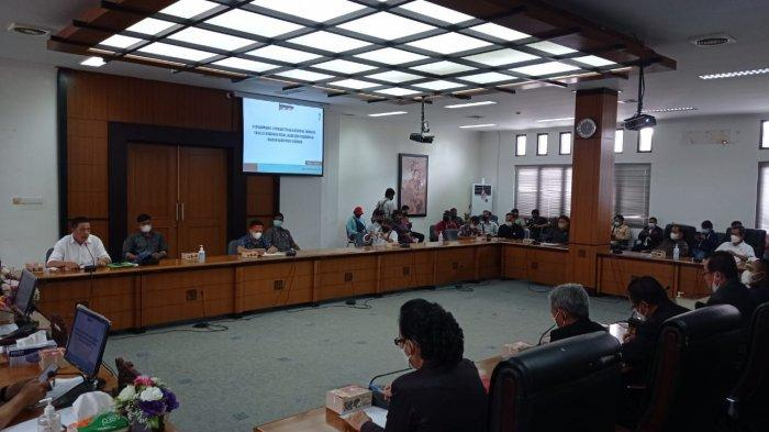 Tak Ada Formasi Guru Agama, 150 Perwakilan GTKHNK Malinau, Minta DPRD Fasilitasi Hearing Terpadu