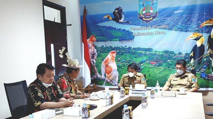 Gubernur Kalimantan Utara Genjot Anggaran 2022 untuk Pertanian dan Perkebunan