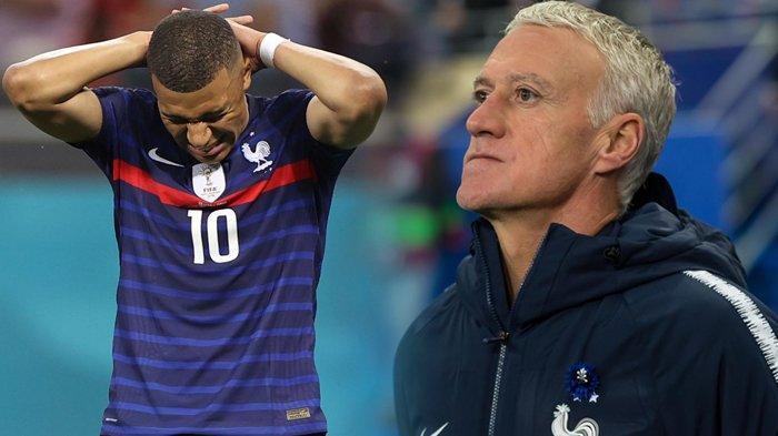 Gugur di Euro 2020, Deschamps Didesak Mundur, Zidane Mencuat Jadi Pelatih Timnas Prancis
