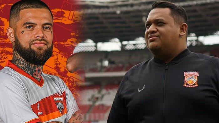 Pengakuan Diego Michiels Tinggalkan Borneo FC, Bersitegang dengan Nabil Husein, Imbas Piala Menpora?