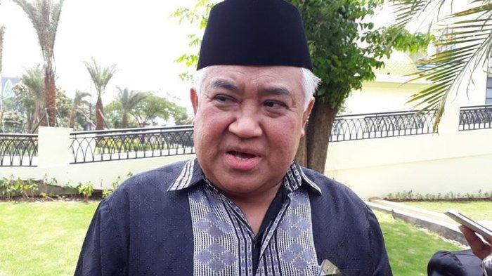Dua Menteri Jokowi Tak Terima Din Syamsuddin Dituding Radikal, Pernah Tampil di Even Paus Fransiskus