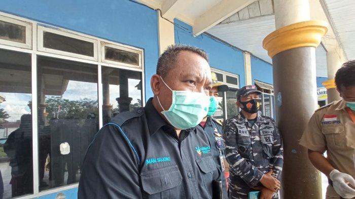 Swab Tes Antigen di Pelabuhan Kayan II Dilakukan Seminggu,Dinkes Bulungan: Kita Mau Aman dan Sehat