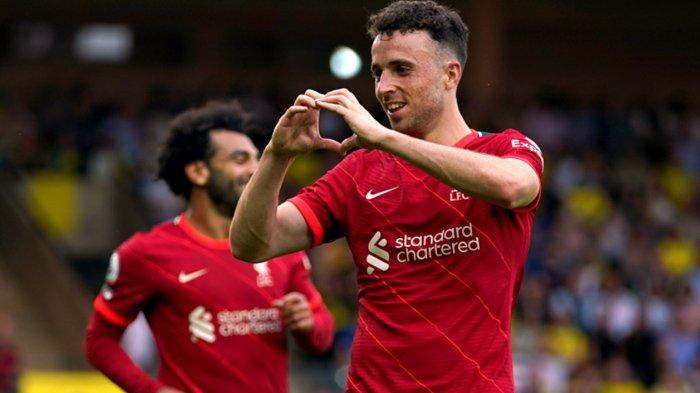 Hasil Liga Inggris 2021, Liverpool Menang Susul Manchester United, Insiden Harvey Eliiot Patah Kaki