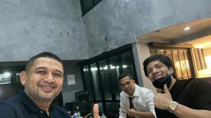 Manuver Bos PSM Jelang Lawan Arema FC di Liga 1, Temui Atta Halilintar dan Raffi Ahmad, Bahas Apa?