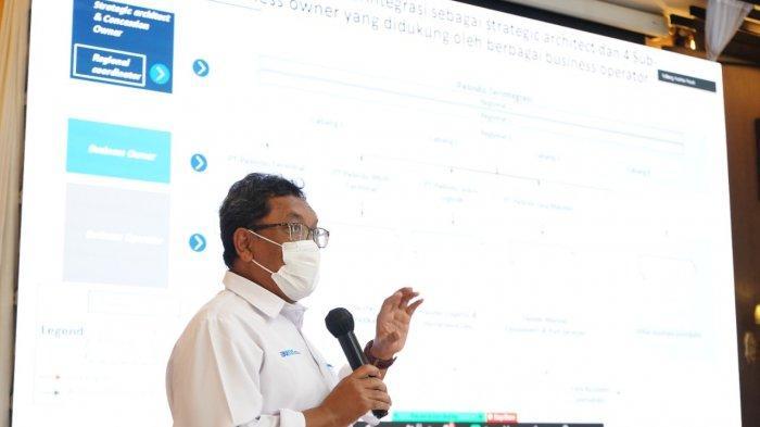 Dirut Pelindo IV Sebut Merger tak Pengaruhi Rencana Perpanjangan Dermaga Pelabuhan Malundung Tarakan