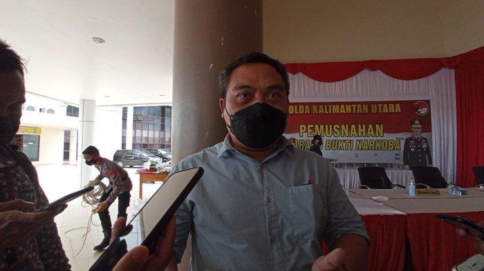 Buronan Sabu 126 Kg Belum Tertangkap, Diresnarkoba Polda Kaltara Agus Yulianto Beber Tantangannya