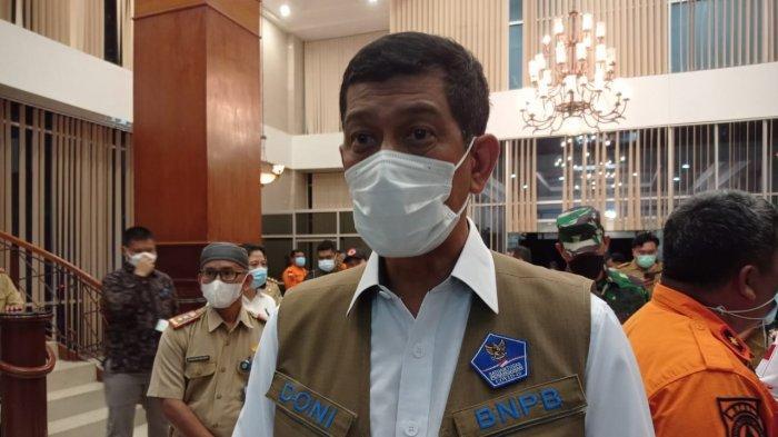 Kunjungi Nunukan Kaltara, Kepala BNPB Doni Monardo Minta Larangan Mudik Lebaran Idul Fitri Dipatuhi