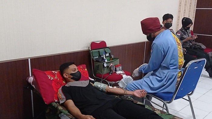 PMI Nunukan Butuh Pendoror Trombosit, Permintaan Darah Masih Tinggi, Sepekan Stok Banyak Berkurang