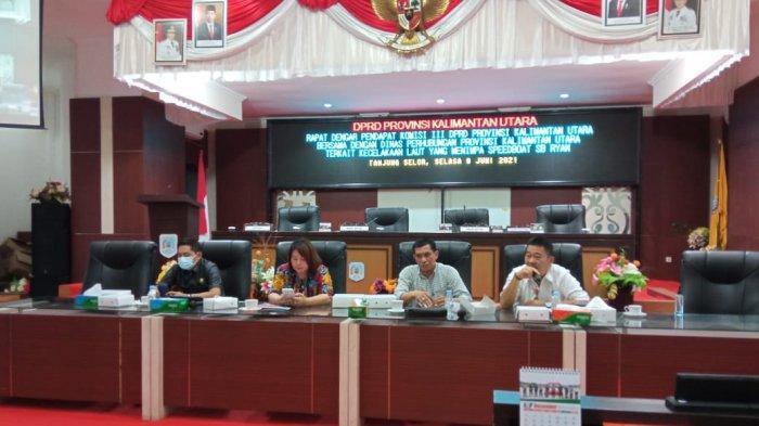 DPRD Kaltara Cecar Dishub, Sebut Basarnas Tidak Berwenang Simpulkan Penyebab Kecelakaan