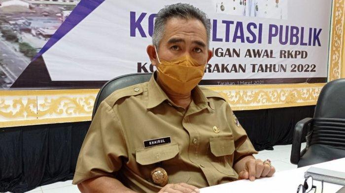 Dua Tahun Pimpin Kota Tarakan, dr Khairul dan Effendy Djuprianto Terus Kebut Program Kerja