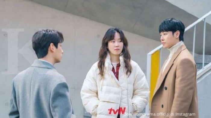 Bocoran Episode 3 You Are My Spring Malam Ini, Da Jung Terkejut Tahu Penyebab Kematian Chae Jun?