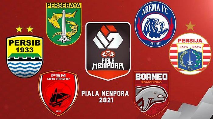 Link Live Streaming Piala Menpora 2021, Laga Perdana Arema FC vs Tira Persikabo