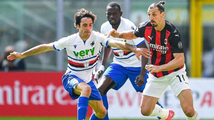 Hasil Liga Italia, Eks Juventus Bikin AC Milan Gagal Dekati Inter Milan, Pioli Sakit Hati