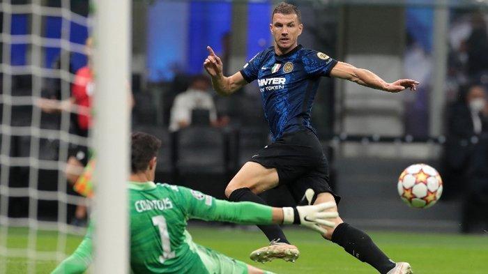 Mulai Mandul, Gagal Gantikan Peran Lukaku, Edin Dzeko Bakal Hangatkan Bangku Cadangan Inter Milan?