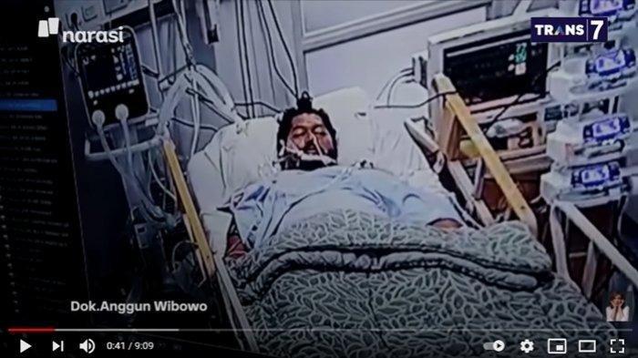TERUNGKAP di Mata Najwa Eks Pasien Covid-19 Hampir Menyerah Saat di ICU, Sakit Dipasang Ventilator!