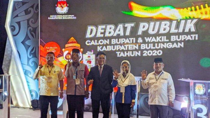 KPU Bulungan Lakukan Evaluasi Pasca Debat Publik Pertama, Moderator Debat Kedua Orang yang Berbeda