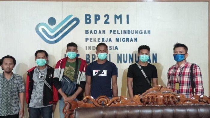 Perusahaan Sawit di Malaysia Tak Bayar Upah, 4 WNI Kabur Kembali ke Tanah Air Melalui Jalur Ilegal