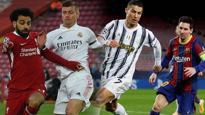 European Super League Trending Topic di Twitter, Kompetisi Tandingan Liga Champions, UEFA Murka