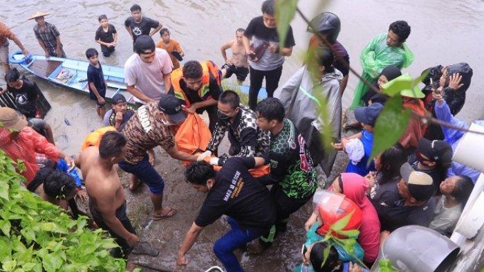 Niat Menolong Teman, Dua Bocah di Samarinda Tewas Tenggelam saat Berenang di Sungai Karang Mumus
