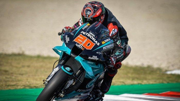 Tertinggal dari Joan Mir, Fabio Quartararo Percaya Diri, Intip Peluang Juara Dunia MotoGP 2020
