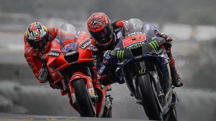 MotoGP Italia 2021, Siasat Quartararo Taklukkan Ducati dan Raih Pole Position di Sirkuit Mugello