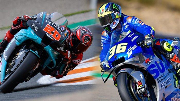 Link Live Streaming MotoGP Inggris Pukul 20.00 Wita, Joan Mir Minta Quartararo Tak Besar Kepala