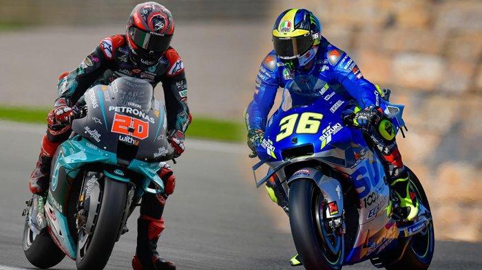 Jelang MotoGP Portugal 2020, Alex Marquez Sanjung Juara Dunia Joan Mir, Sindir Fabio Quartararo?