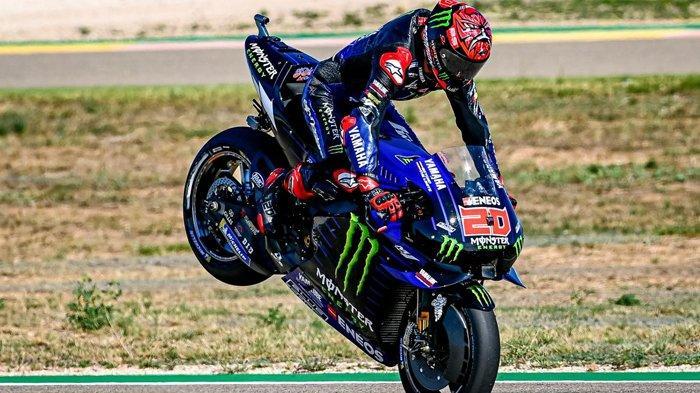 Jadwal MotoGP Amerika 2021, Skenario Fabio Quartararo Bisa Juara Dunia, Yamaha Pasrah di Austin