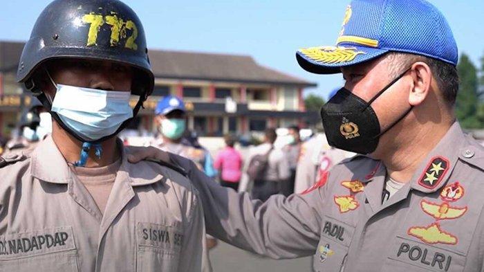 Detik-detik Siswa SPN Asal Kaltara Gugup di Depan Jenderal, Reaksi Kapolda Metro Jaya Disorot