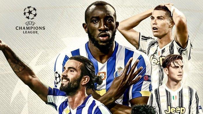 Liga Champions FC Porto vs Juventus, Kesalahan Fatal Rodrigo Bentancur Buat Juventus Kalah Satu Gol