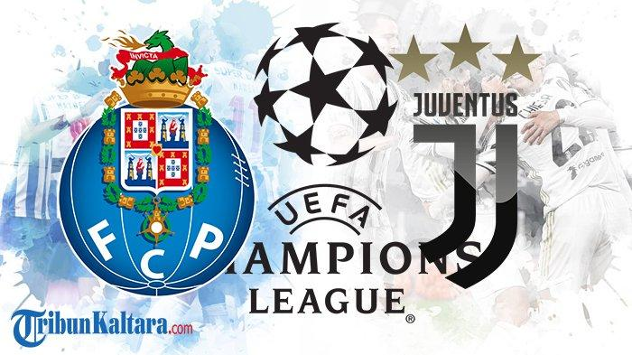 Liga Champions Kamis Dini Hari, Juventus vs FC Porto Pertemukan 2 Sahabat Pepe vs Ronaldo, Live SCTV