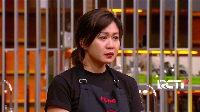 Tak Fokus Kompetisi, Febs Dikritik habis-habisan Tiga Juri MasterChef Indonesia Season 8