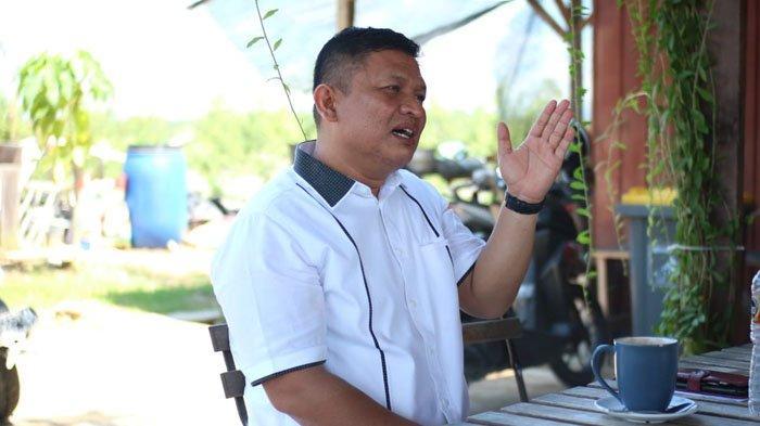 Wakil Ketua Komite I DPD RI Fernando Sinaga